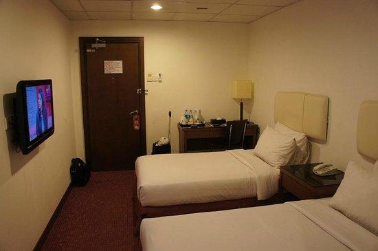 Jewels Hotel: 室内