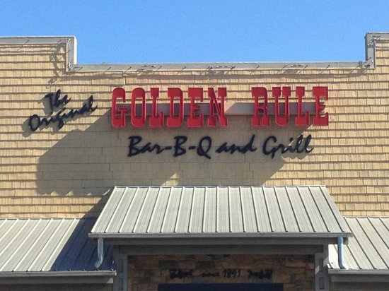 Golden Rule Architecture golden rule bbq, pell city - restaurant reviews, phone number