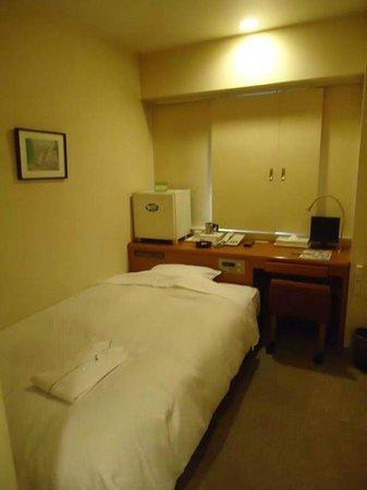 Hakata Terminal Hotel: Single Room