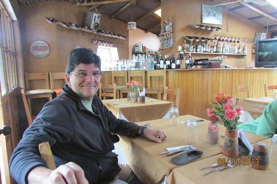 Tres Keros Restaurant Grill & Bar: Ricardo, adoramos o restaurante, a comida, o Pisco Sower...