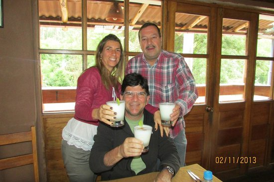 Tres Keros Restaurant Grill & Bar : uma lembrança da nossa passagem por Urubamba...