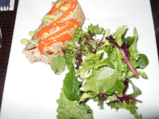 Wellfit Malibu : 50% non starchy veges, 25% protein, 25% healthy carbs