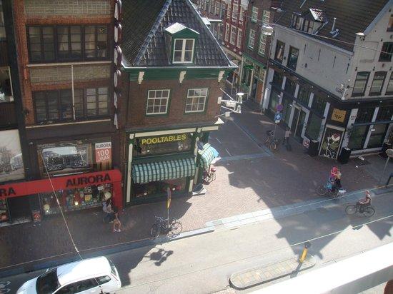 NH Carlton Amsterdam: Vista dalla camera