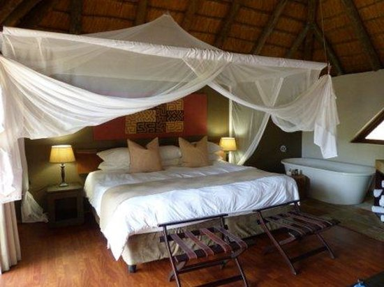Bongani Mountain Lodge : beautiful room
