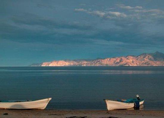 Baja AirVentures Las Animas Wilderness Lodge: Peaceful beauty abounds!