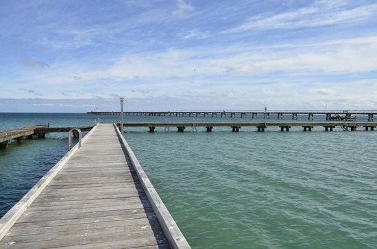 Busselton Jetty: Pier
