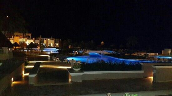 Heaven en Hard Rock Hotel Riviera Maya: night