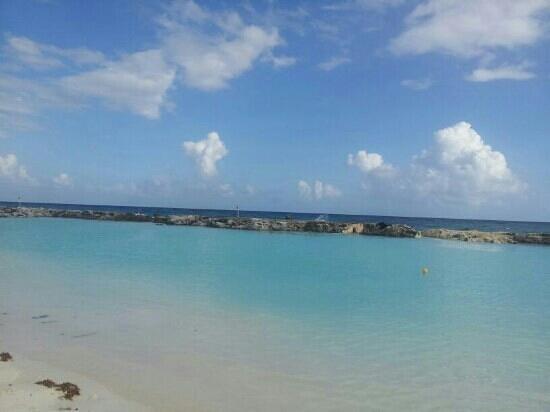 Heaven en Hard Rock Hotel Riviera Maya: playaa