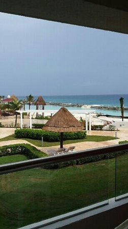 Heaven en Hard Rock Hotel Riviera Maya: vista habitación