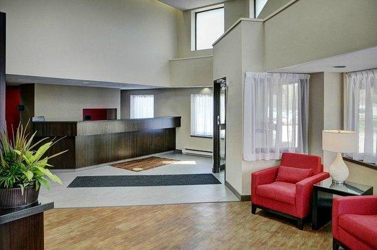 Comfort Inn : New Modern look