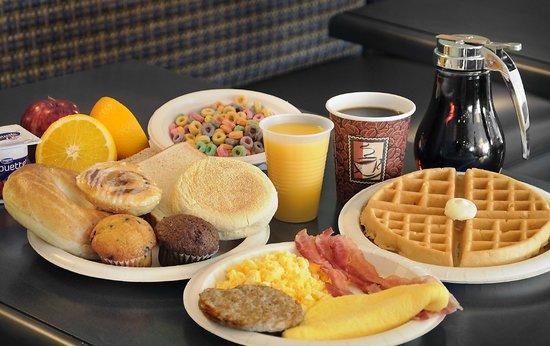 Comfort Inn: New Hot Breakfast