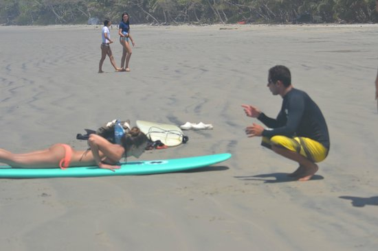 Perfect Sunset School: Surfing lessons