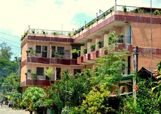 Tia Pacita Lodging House: tia pacita facade