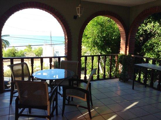 Posada Colibri: View from the Renaissance Suite