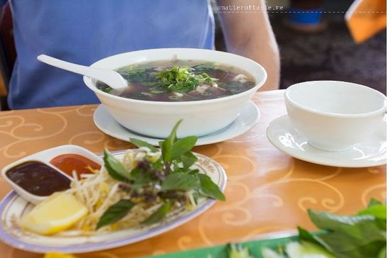 Sing Sing Chinese & Vietnamese Restaurant: Beef Noodle Soup