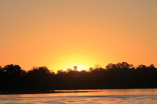 Wild Horizons Gorge Swing, Highwire & Adventure Slides: Sunset on the Zambezi