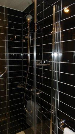 Holiday Inn Express Dresden City Centre : Bathroom area