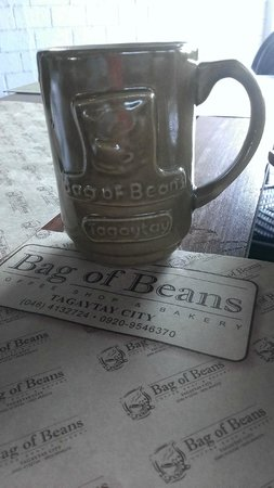 Bag of Beans Cafe and Restaurant : brewed coffee