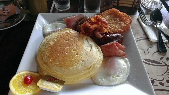 Bag of Beans Cafe and Restaurant : breakfast