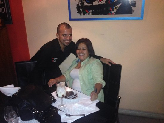 Restaurante Mira Miro: Celebrando el cumple de mi esposa