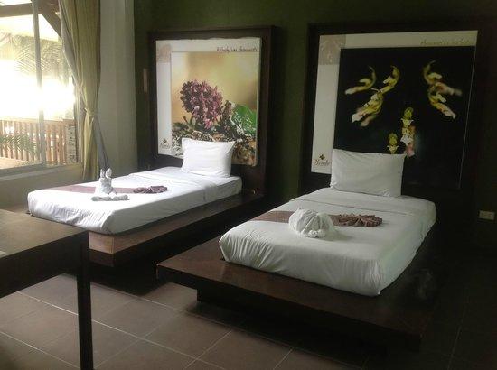 Aura Relaxing & Spa Hotel: ห้องพัก