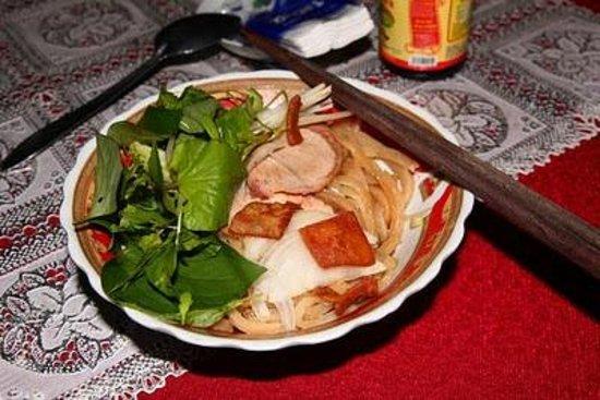 Siem Reap Temple Villa: La cuisine à : La masion  du passant-chambre d'hôtes siem reap