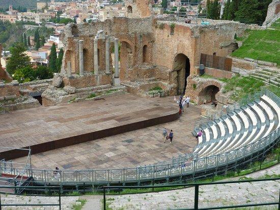 Belmond Grand Hotel Timeo : Teatro Antico di Taormina