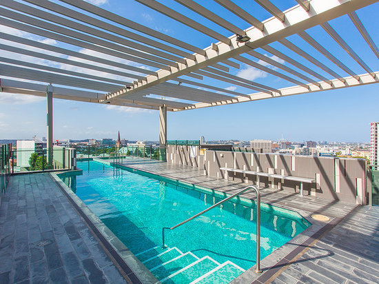 Quattro on astor apartments updated 2018 apartment for Pool show brisbane