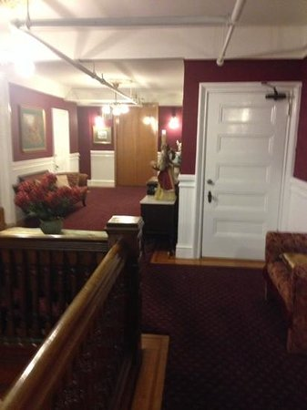 Queen Anne Hotel: 4th floor