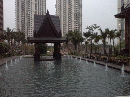 Sanya Bay Mangrove Tree Resort: pool
