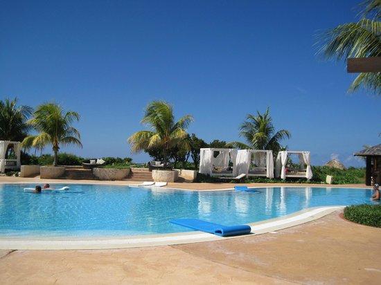 Melia Buenavista: piscine principale
