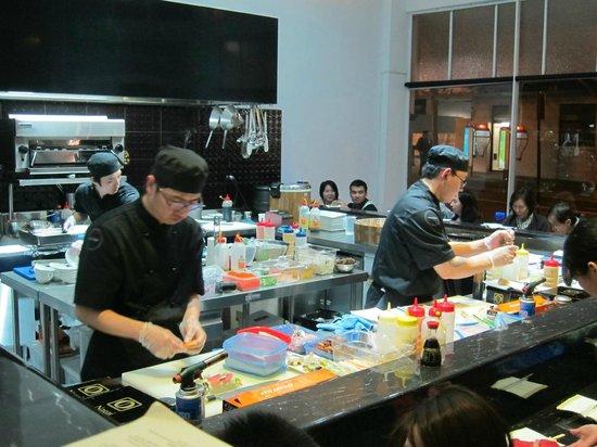 Aisuru Sushi : ambiance