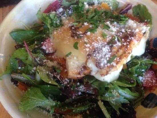 Sweet Basil : amazing salad