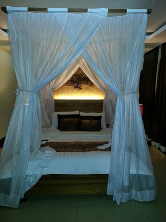 Grand Akhyati Villas and Spa: Beautiful bedroom
