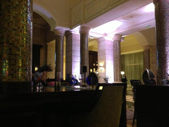 The Ritz-Carlton Coconut Grove, Miami: Lazuli lounge