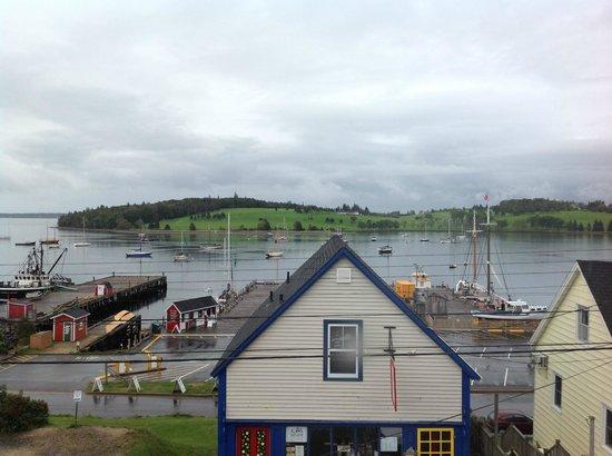 Sail Inn B&B: room with a view
