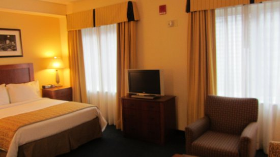 Residence Inn Denver City Center : The suit