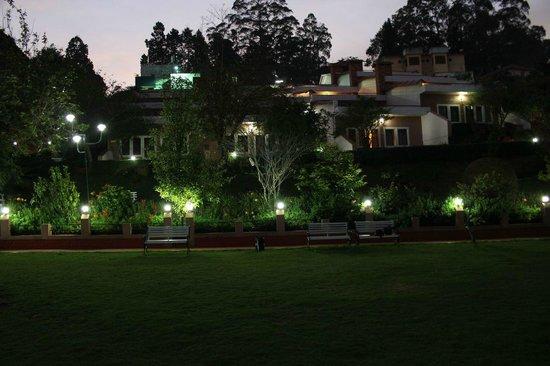 Kodai Resort: Resort