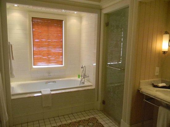 Heritage Le Telfair Golf & Spa Resort: Bathroom