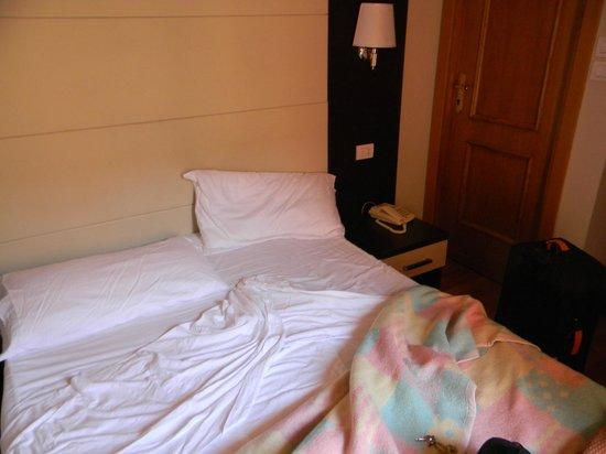 Hotel Ducale : La literie