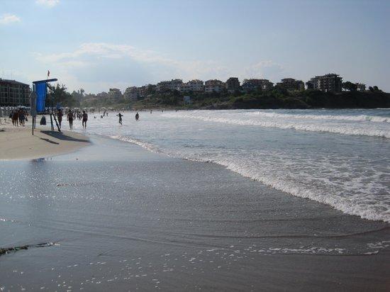 South Beach: beach