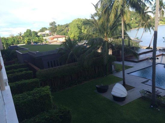 Crowne Plaza Phuket Panwa Beach : บรรยากาศดี