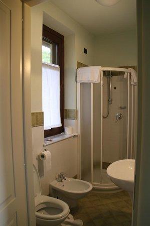 Agriturismo Casa Ressia: bathroom