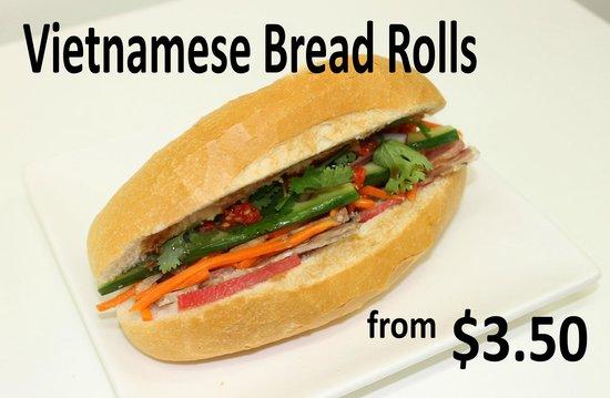 Vietnamese Kitchen Vietnamese Bread Rolls