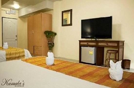 Kamala's Guesthouse: Family room for 3 people