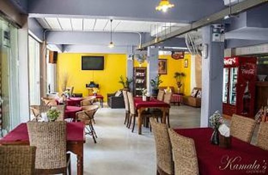 Kamala's Guesthouse : Restaurant