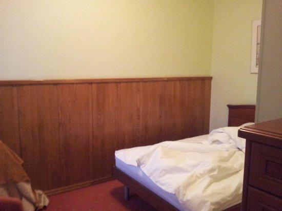 Sretenskaya Hotel: спальная
