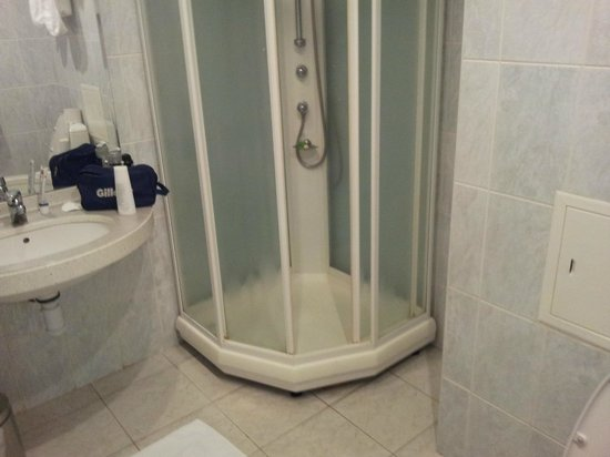 Sretenskaya Hotel: ванная