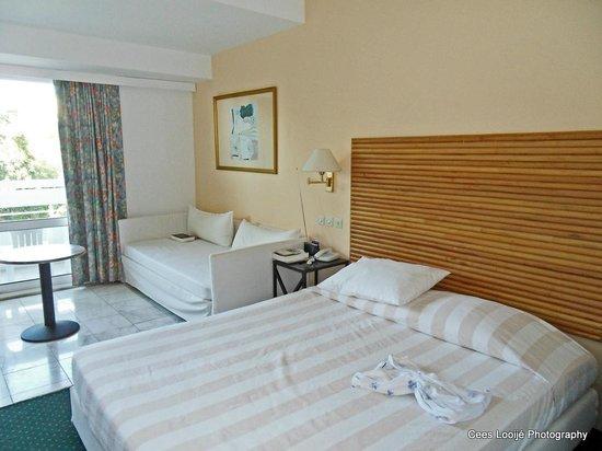 Dionysos Hotel: Kamer 216