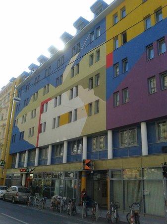 Kolpinghaus Wien-Zentral: Отель
